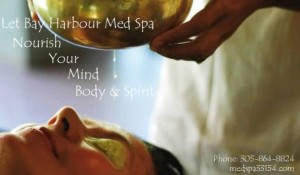 """guided meditation facial"""